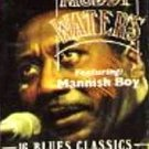 MUDDY WATERS - 16 Blues Classics (1988) - Cassette Tape