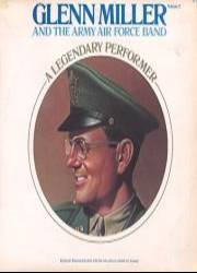 GLENN MILLER / ARMY AIR FORCE BAND - A Legendary Performer Vol. 3 (1977) - Cassette Tape