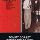 TOMMY DORSEY ORCHESTRA - Dedicated To You (1985) - Cassette tape