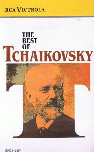 THE BEST OF TCHAIKOVSKY (1989) - Cassette Tape