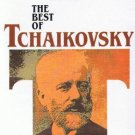 THE BEST OF TCHAIKOVSKY (1989) - Cassette Tape