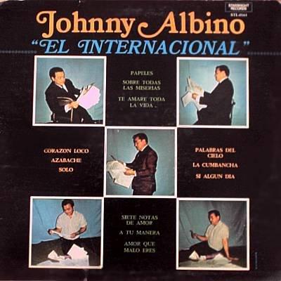 JOHNNT ALBINO - El Internacional (1977) - LP