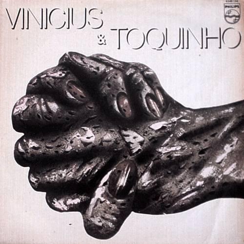 VINICIUS & TOQUINHO - Vinicius & Toquinho (1975) - LP
