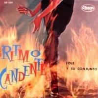 LOLE Y SU CONJUNTO - Ritmo Candente - LP