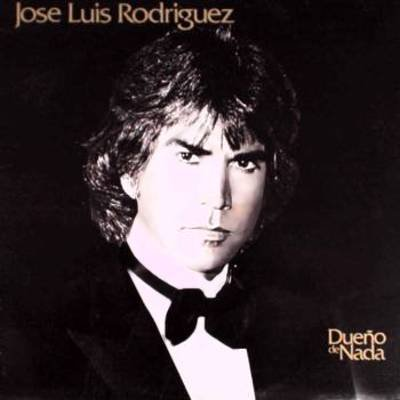 JOSE LUIS RODRIGUEZ - Dueño De Nada - LP