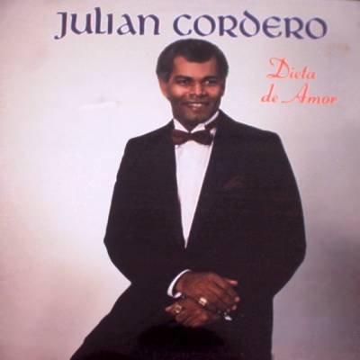 "JULIAN CORDERO ""Cantautor""- Dieta De Amor - LP"