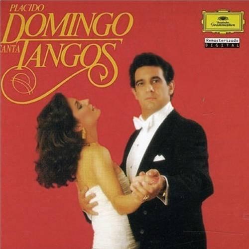 PLACIDO DOMINGO - Sings Tangos (1981) - LP