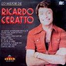 RICARDO CERATTO - Lo Mejor (1980) - LP
