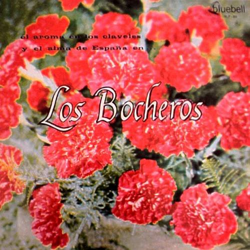 LOS BOCHEROS - Los Claveles - Sealed LP