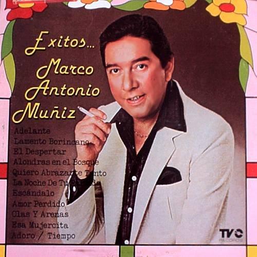 MARCO ANTONIO MU�IZ - Exitos (1982) - LP
