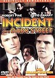 INCIDENT ON A DARK STREET (1973) - Sealed DVD