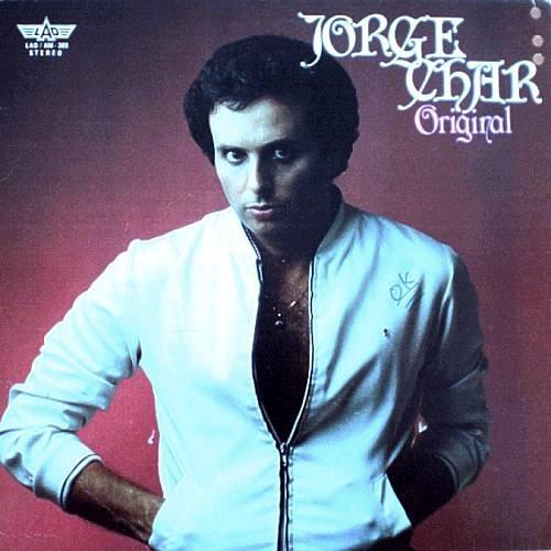 JORGE CHAR - Original (1982) - LP