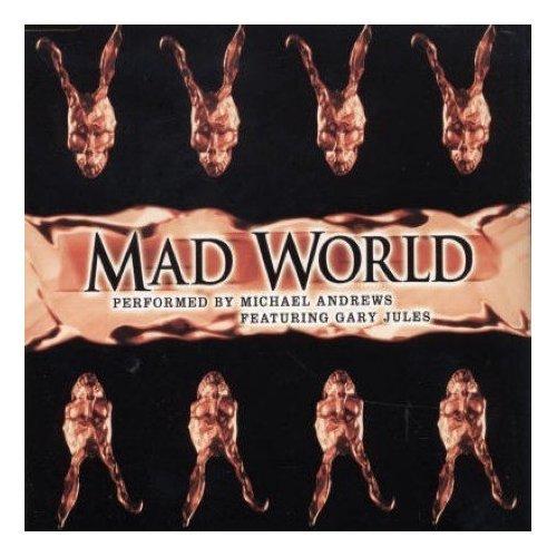 MICHAEL ANDREWS - Mad World {Enhanced} (2004) - CD Single