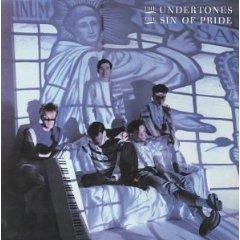 THE UNDERTONES - The Sin Of Pride (1994) - CD