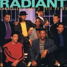 RADIANT - Something's Got A Hold Of Me (1989) - CD Promo Single