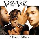 VOZ A VOZ - En Presencia Del Futuro (2005) - CD