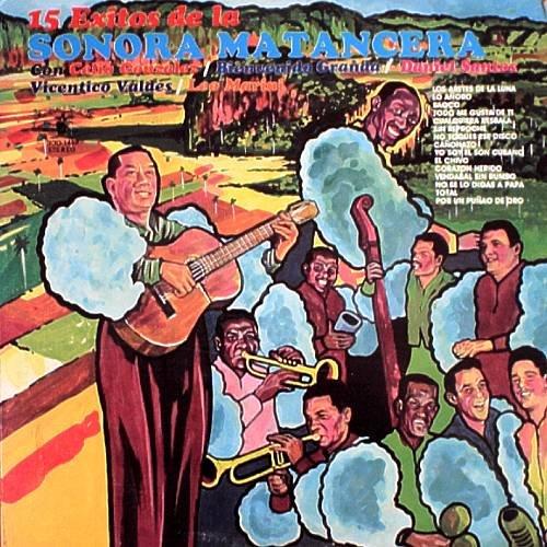 LA SONORA MATANCERA - 15 Exitos (1982) - LP