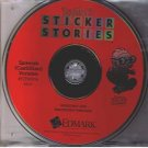 STANLEY'S STICKER STORIES- Spanish Version (1996) - CD-ROM