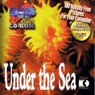 UNDER THE SEA - 100 Royalty Free Pictures (1995) - Photo CD-Rom