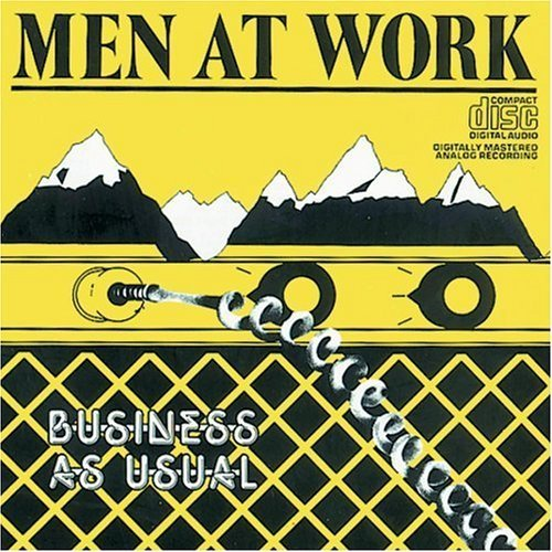 MEN AT WORK - Business As Usual (1982) - CD