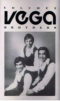 VEGA BROTHERS - Volume 2- Cassette Tape