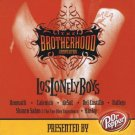VARIOUS ARTIST: LOS LONELY BOYS - The Brotherhood Compilation (2006) - CD Promo