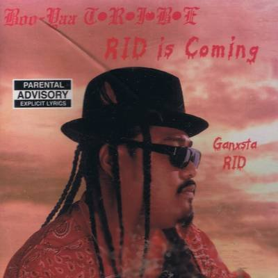 GANXSTA RID / THE OTHA SIDE -  Rid Is Coming {Explicit Lyrics}(1995) - 4 Track CD Single