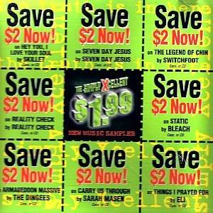 VARIOUS ARTIST - Simply Xcellent $1.99 New Music Sampler (1998) - CD