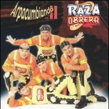 RAZA OBRERA - Arpacumbiando, Vol. 2 (2002) - CD