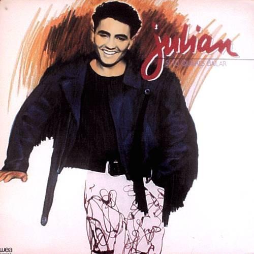 JULIAN - Si Tu Quieres Bailar (1989) - LP