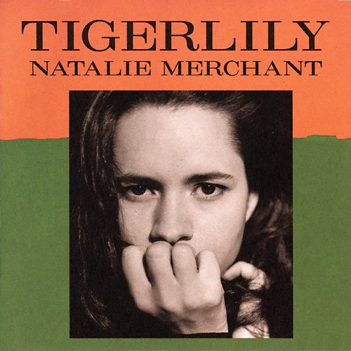 NATALIE MERCHANT - Tigerlily (1995) - CD