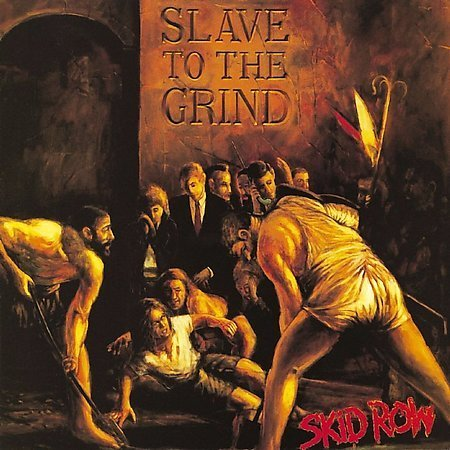 SKID ROW - Slave To The Grind (1991) - CD