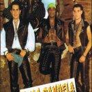 ZONA ROJA - Pura Candela (1993) - Cassette Tape