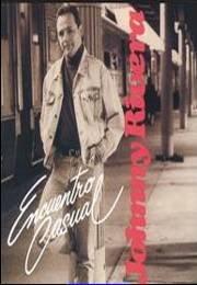 JOHNNY RIVERA - Encuentro Casual (1992) - Cassette Tape