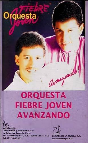 ORQUESTA FIEBRE JOVEN - Avanzando - Cassette Tape