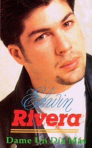 EDWIN RIVERA - Dame Un Dia Mas (1994) - Cassette Tape - 49d77e9cc8033_30898n