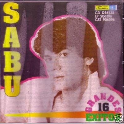 SABU - 16 Grandes Exitos (1995) - Cassette Tape