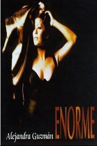 ALEJANDRA GUZMAN - Enorme (1994) - Cassette Tape