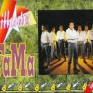 FAMA - Brillantes (1994) - Cassette Tape
