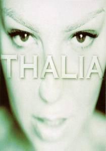 THALIA - Amor A La Mexicana (1997) - Cassette Tape