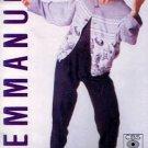 EMMANUEL - La Chica De Humo / Quisiera (1989) - Cassette Tape Single