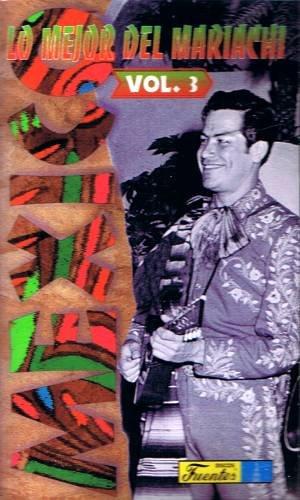 MARIACHI GARIBALDI - Lo Mejor Del Mariachi (1996) - Vol. 3 - Cassette Tape
