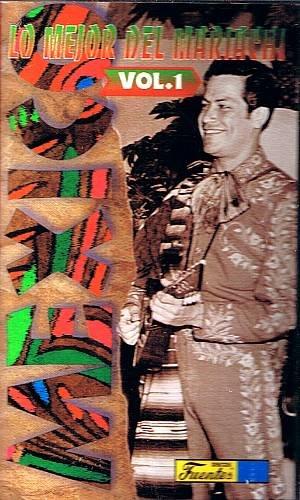MARIACHI GARIBALDI - Lo Mejor Del Mariachi (1996) - Vol. 1 - Cassette Tape