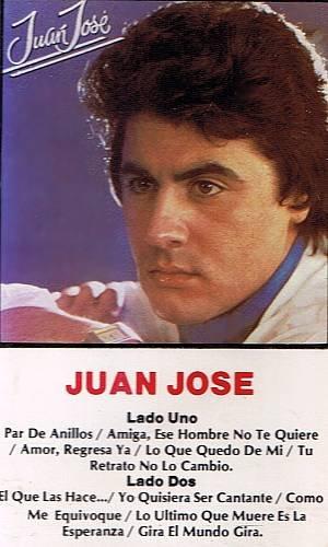 JUAN JOSE - Juan Jose (1987) - Cassette Tape