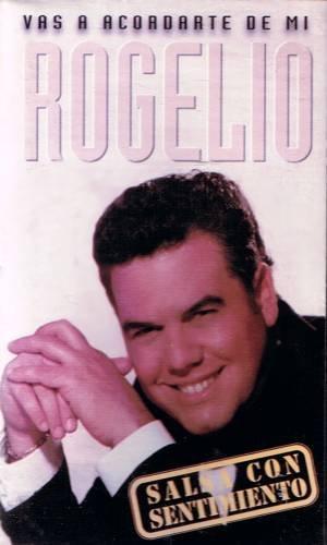 ROGELIO - Vas A Acordarte De Mi... Salsa (1993) - Cassette Tape