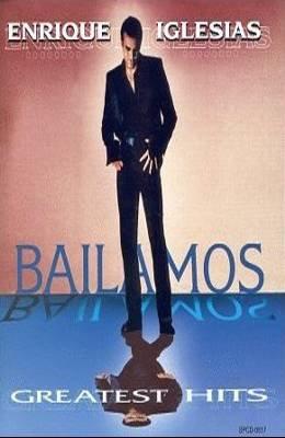 ENRIQUE IGLESIAS - Bailamos (1999) - Cassette Tape