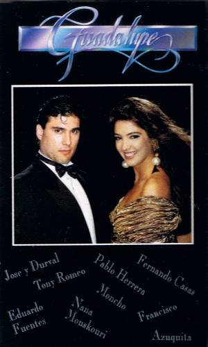 GUADALUPE - Soundtrack Novela (1993) - Cassette Tape
