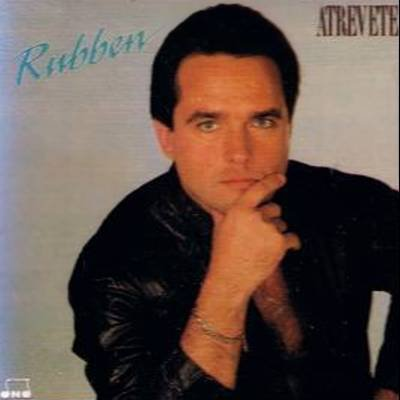 RUBBEN - Atrevete (1988) - Cassette Tape