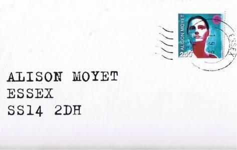 ALISON MOYET - Essex (1994) - Cassette Tape