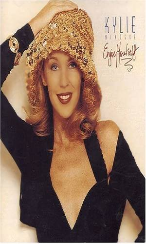 KYLIE MINOGUE - Enjoy Yourself (1989) - Cassette Tape